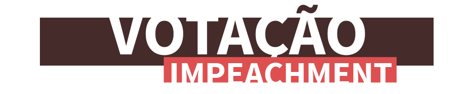 Votação do Impeachment